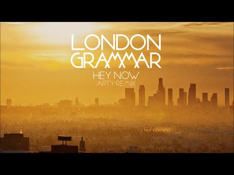 London Grammar - Hey Now [Arty remix]