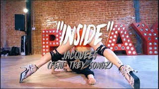 "Jacquees (Feat. Trey Songz) - ""Inside""   Nicole Kirkland Choreography"