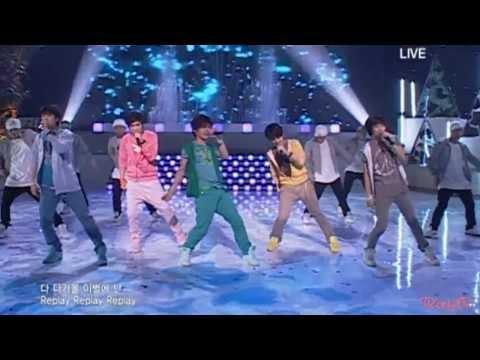 080731 | SHINee 샤이니_ Real & Replay (Boom Track)
