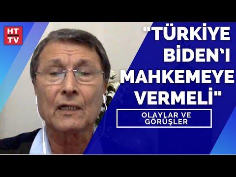 """Prof. Dr. Yusuf Halaçoğlu: """"Türkiye, Biden'ı mahkemeye vermeli"""" – Olaylar ve Görüşler"""
