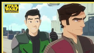 Star Wars Resistance Trailer Reaction and Breakdown + Release Date and Character Names
