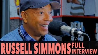 "Russell Simmons on Being Vegan, His New Book ""The Happy Vegan"", And More! 