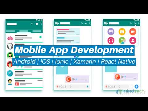 MindTech consultancy - Web and Mobile App Development Company