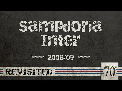#70diNoi, #Revisited: Sampdoria-Inter 2008/09