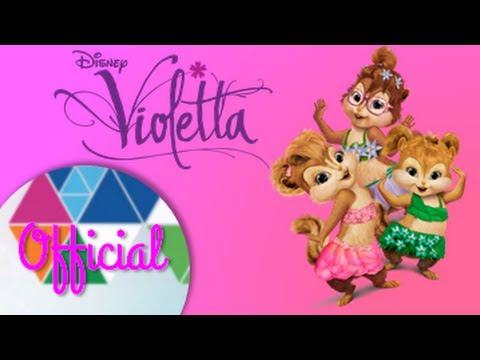 Codigo Amistad- Violetta 2 (Brittany & Las Ardillas)