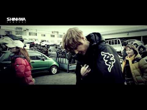 SHINHWA's THE CLASSIC-Production Making_Album Jacket