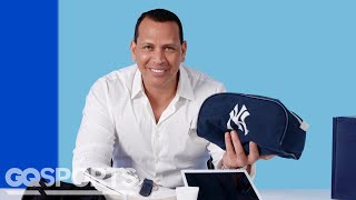 10 Things Alex Rodriguez Can't Live Without | GQ Sports