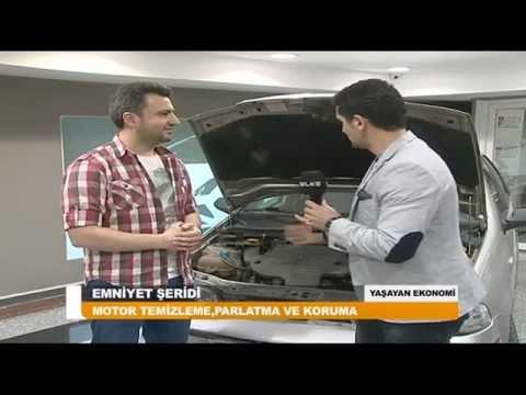 SONAX Trio - Motor Bakımı - ÜLKE TV – EMNİYET ŞERİDİ PROGRAMI