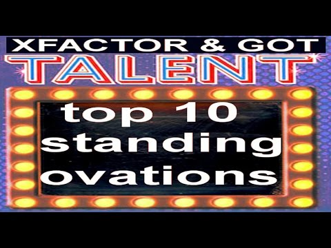 TOP 10 (GOT TALENT) (X FACTOR) Auditions Worldwide, Best Ever Singing Talents (BGT) (US) (UK) (AU)
