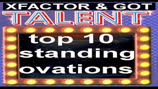 /top 10 got talent x factor auditions worldwide best ever singing talents bgt us uk au