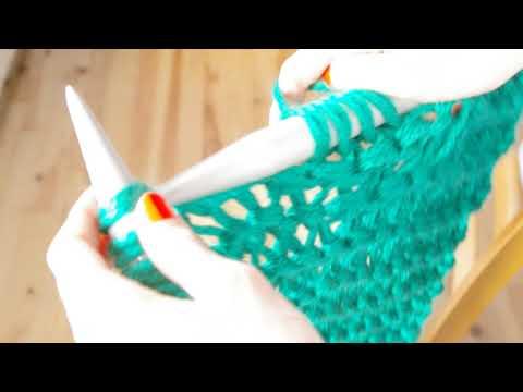 tuto tricot snood au tricot en cotes anglaise tres facile et rapide. Black Bedroom Furniture Sets. Home Design Ideas