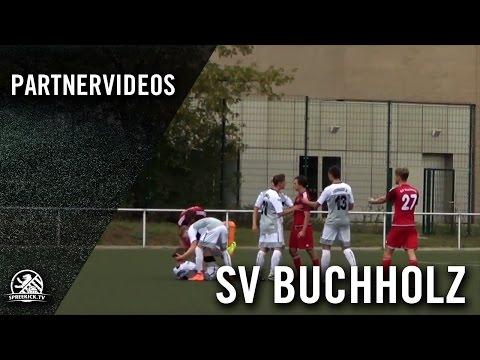 SV Buchholz - Frohnauer SC (Bezirksliga, Staffel 2) - Spielszenen | SPREEKICK.TV