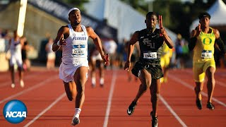 Florida's record-breaking 4x100-meter relay at 2019 NCAA Outdoor Track & Field Championships
