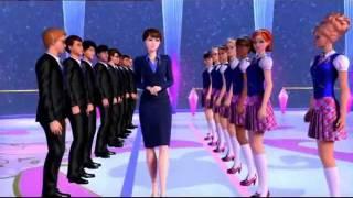 Barbie: Princess Charm School - Break Dancin'