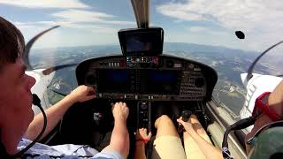 Researching new safety technology for small aircraft in Austria