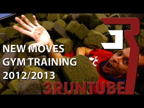 New Moves Training 2012 & 2013 - Mike Wilson (3RUN) - Smashpipe Sports