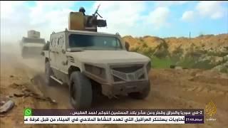 المسائية .. الجيش المصري يعلن مقتل جنديين و 8 مسلحين في سيناء ...