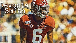 Devonta Smith 'The Best WR in The Country' 2020 Highlights