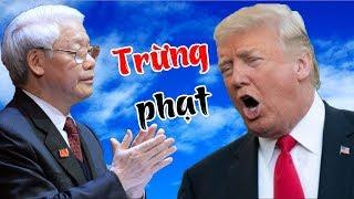 Mỹ tuyên bố sẽ san phẳng Ba Đình nếu chính quyền Hà Nội ko tôn trọng người dân Việt Nam