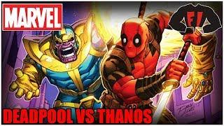 Deadpool VS Thanos - Teljes történet