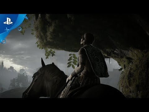 SHADOW OF THE COLOSSUS (PS4) Trailer