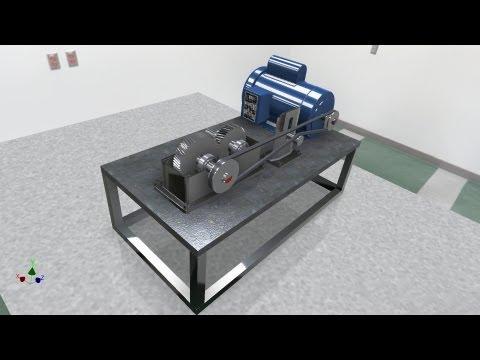 Autodesk Inventor Design Accelerator Gear Box