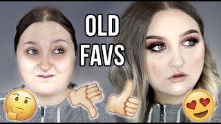 FULL FACE USING OLD FAVORITES! | RAWBEAUTYKRISTI
