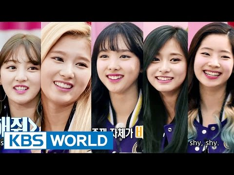 TWICE's Interview [Entertainment Weekly / 2016.05.08]