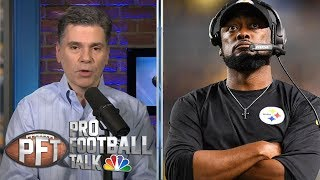 James Harrison points blame At Mike Tomlin | Pro Football Talk | NBC Sports