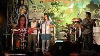 Kaahon - Hrid Majhare @ Folk e Rock Concert