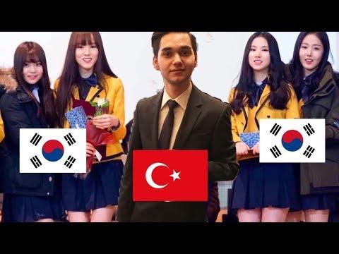 Koreli Kızlardan İLTİFAT Alıyor muyum?