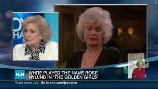 CNN Official Interview: Betty White: Bea Arthur was not fond of me