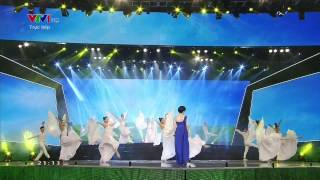 VTV AWARDS 2015   BÀI CA HY VỌNG - LAN ANH   06/09/2015