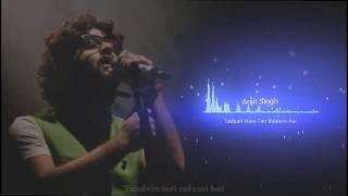 || Tadpati hain teri baatein || Arijit Singh || Full Song || Lyrics ||