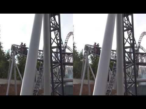 Karacho at Erlebnispark Tripsdrill (Cleebronn) - 3D (Offride)