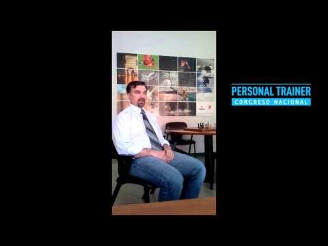 Congreso Personal Trainer Pedro Benito - Madrid 30 Mayo 2015