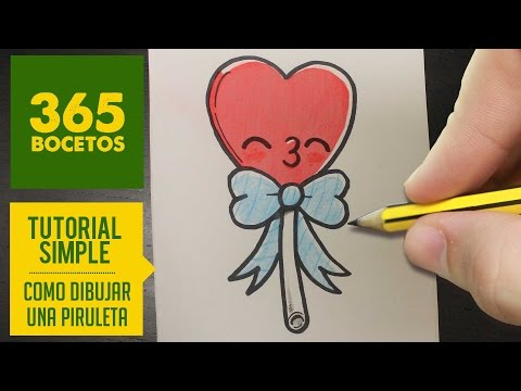 Como Dibujar Una Cereza Kawaii Paso A Paso Dibujos Kawaii Faciles
