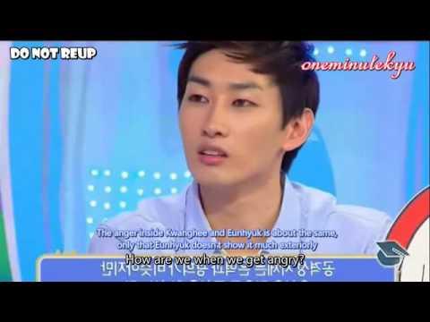 ENGSUB Sponge Eunhyuk & Kyuhyun Cuts