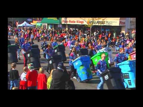 Anoka Halloween Parade 2011