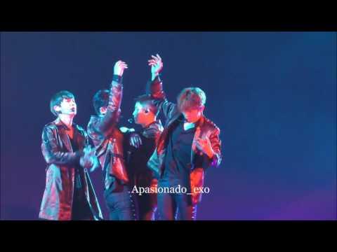 160930 EXO'rDIUM in Hangzhou EXO - Wolf remix - 백현 Baekhyun
