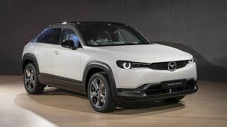 Mazda MX-30 2020   La macchina elettrica con...il Wankel!