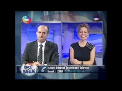Koroner arter hastalığı ve cerrahisi - 02.12.2015 Ege TV