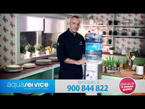 Aquaservice con Juan Pozuelo, la comodidad de cocinar con tu dispensador
