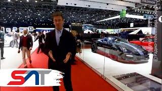 SAT: Salon automobila u Ženevi