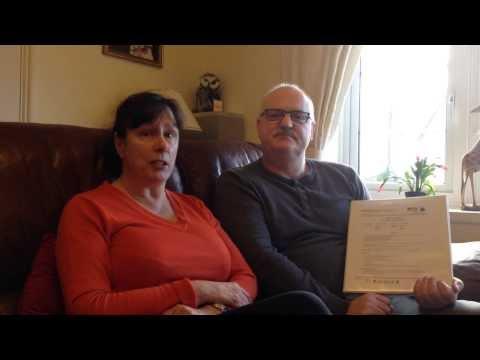 Customer Solar PV Panel Testimonial: Mr. and Mrs. Bullock