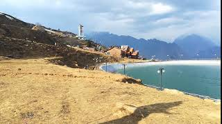Auli Artificial Lake