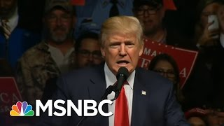 Has Trump 'Doomed' Future Of GOP? | MTP Daily | MSNBC