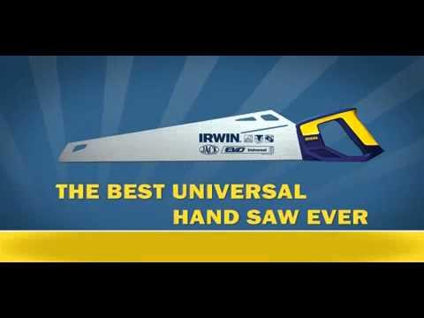 Irwin Evo Hand Saw