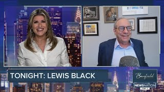 Lewis Black talks COVID halting comedy tour, turning ranting into a career on 'Banfield'