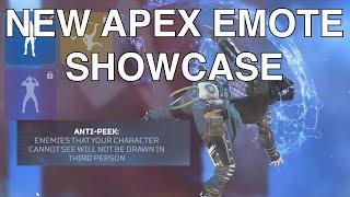 New Emotes Showcase Apex Legends Season 9 Legacy (Every Legend)